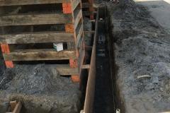 grade beam pour pic#1